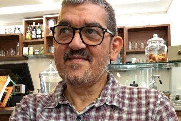 Claudio Moschini, ideatore insieme a Luca Bandera del progetto Veganima