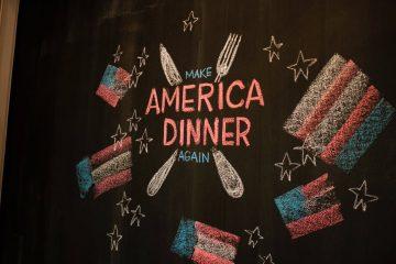 Make America Dinner Again