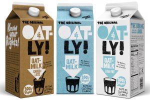 Latte d'avena Oatly