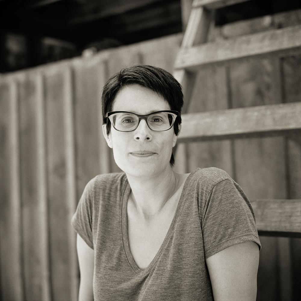 L'autrice Lisa Leshko - ©Ron Cowie