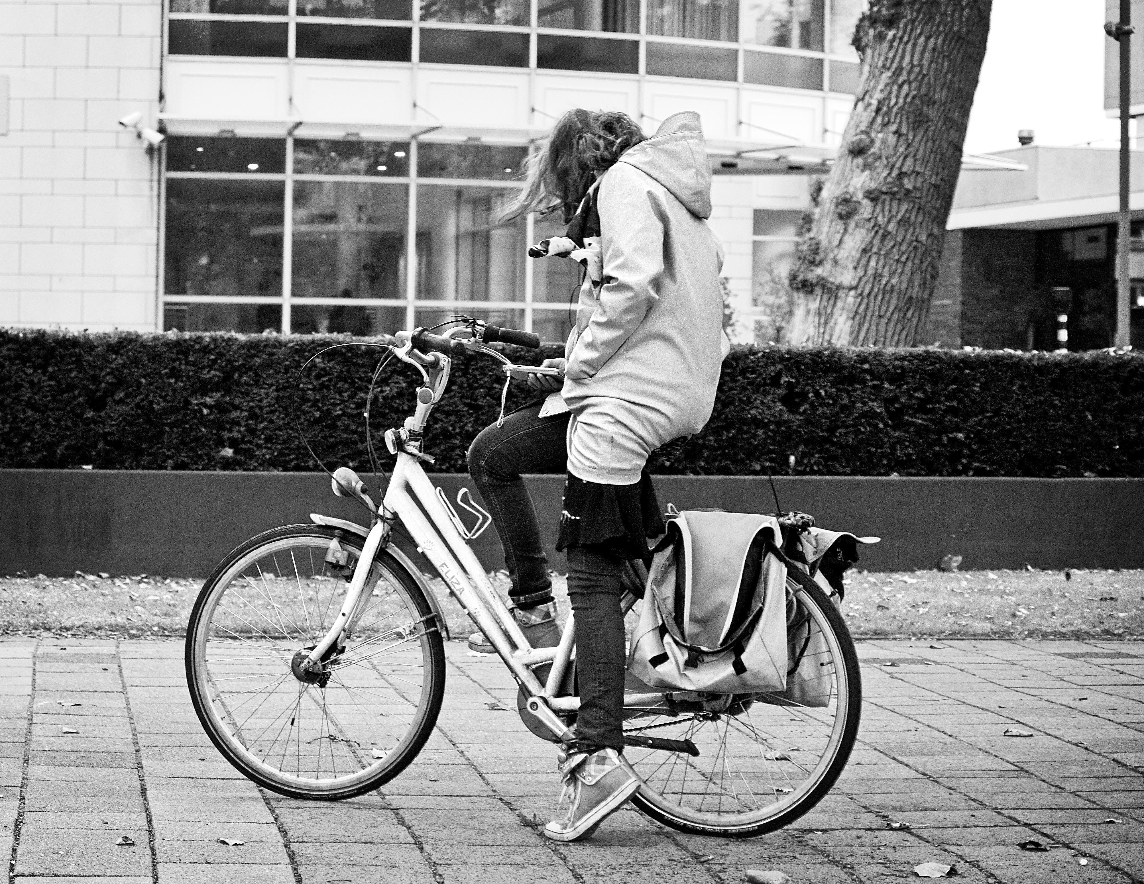 Vorrei Spostarmi In Bici Ma Poi Quanto Smog Respirerei Pensiero A Pedali